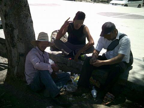 Photo of Chiapas' friends