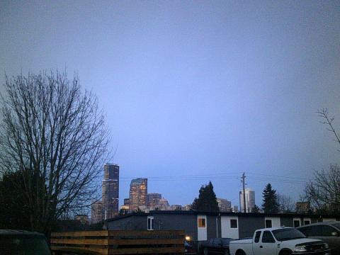 Seattle Sunset