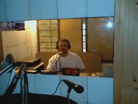 David Gómez: Ladera FM
