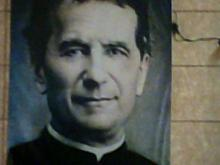 photo of portrait of priest