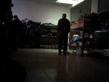 shelter room