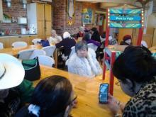 Seniors at Centro La Raza