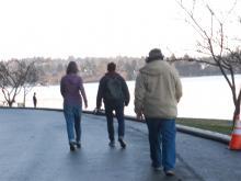 walking-at-park
