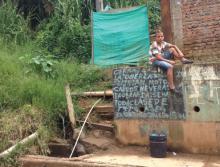 Agua en Siloé